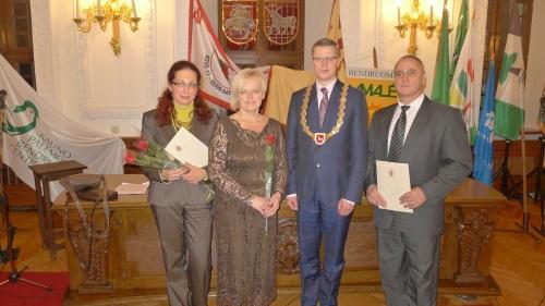 Algimantui Astrauskui - Kauno miesto mero padėka
