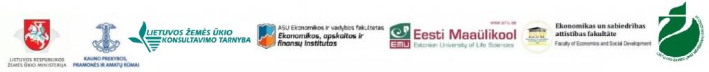"""Dešimtoji tarptautinė mokslinė konferencija """"Apskaita ir finansai: mokslo ir verslo partnerystė"""""""