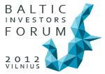 Baltijos regiono šalių investuotojų forumas