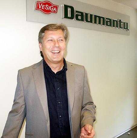 """""""Daumantų"""" pagardų gamintojai sertifikuoti pagal sugriežtintus tarptautinius reikalavimus"""