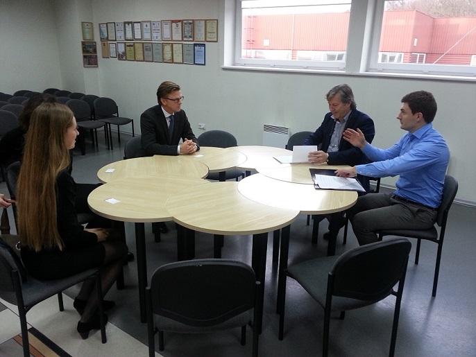 Daumantų pagardų gamintojų pasiekimai bus pristatyti Švedijos verslo bendruomenei