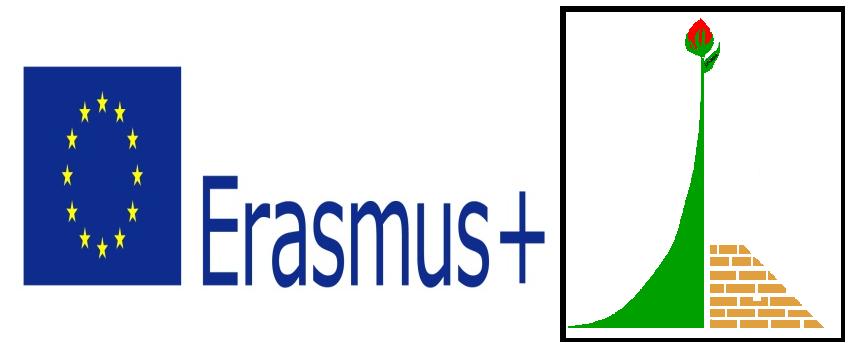 """Dėkojame """"Erasmus+"""" programai"""