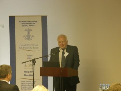 Diplomatai susipažino su Kauno regiono investiciniais projektais