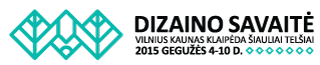 """""""Dizaino savaitės 2015"""" konferencija """"Kaunas: šiukšlynų lobynai"""""""