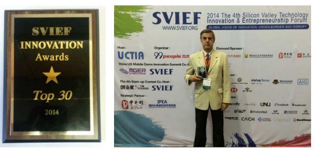 """E-verslo klasteris"" Silicio slėnio forume apdovanotas inovacijų prizu"