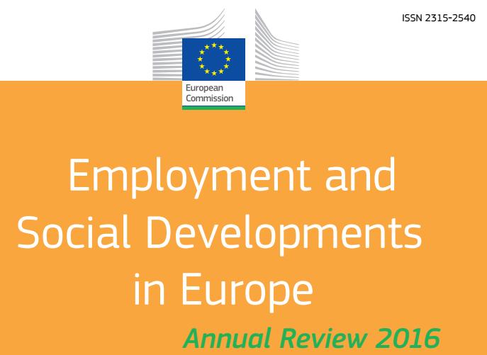 Europos užimtumo ir socialinių tendencijų apžvalga