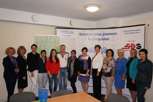 Finansininkų klube – svečiai iš Švedijos