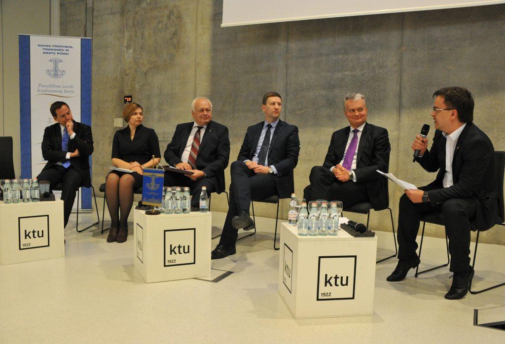 """IQ Forumas """"Kaunas 4.0"""" – kaip pagauti revoliucijos bangą?"""