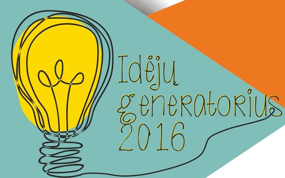 Idėjų generatorius 2016