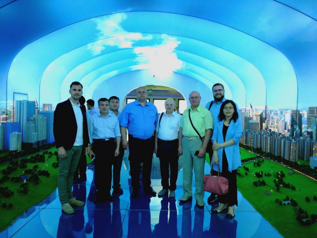 Jonavos verslininkai lankėsi Kinijoje