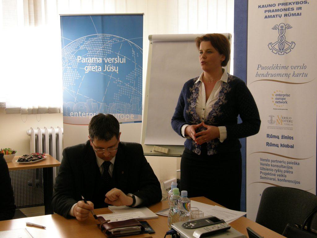 KTU ir verslas: konstruktyvaus bendradarbiavimo galimybės