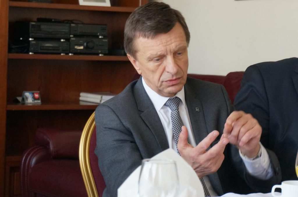 KTU rektorius prof. Petras Baršauskas: reformos prioritetas – studijų kokybė
