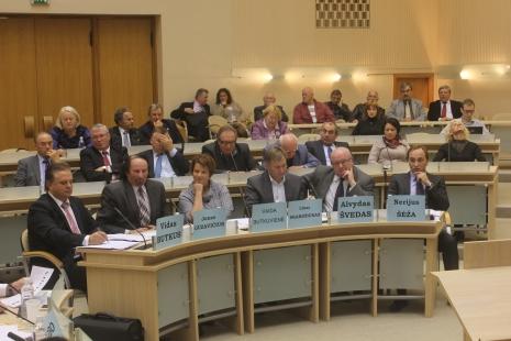 Kandidatams į Seimą - Kauno verslininkų egzaminas