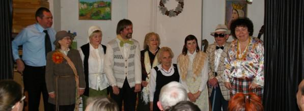 Kauno krašto neįgaliųjų sąjungos veiklos 15 metų jubiliejui paminėti