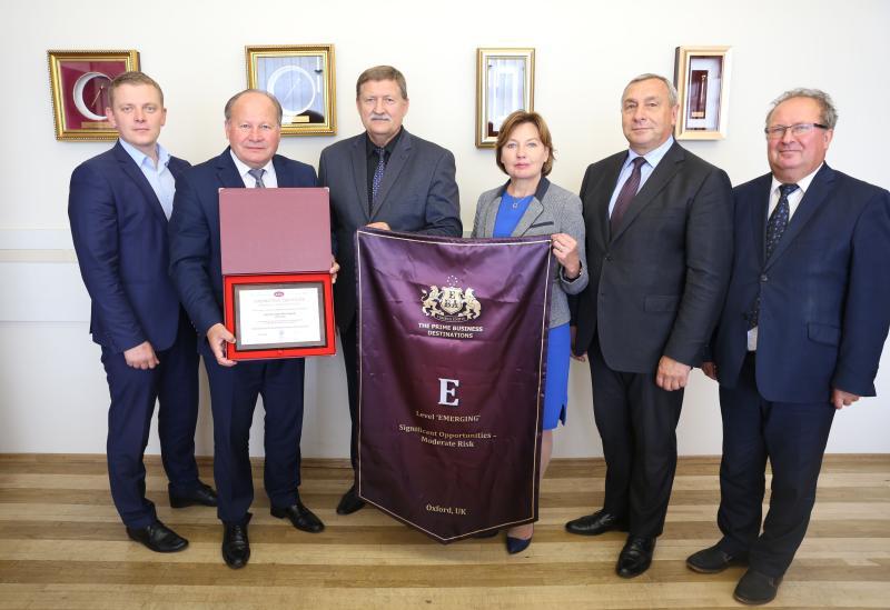 Kauno rajonas – tarp patraukliausių verslui Europos savivaldybių