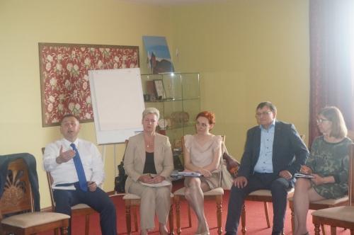 Kauno rajono verslininkai diskutavo