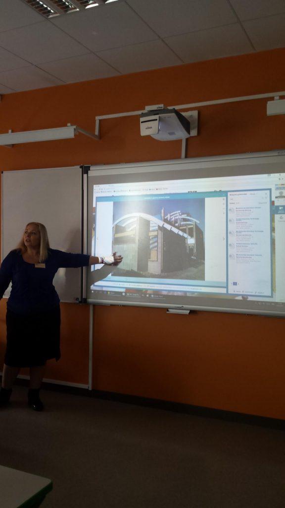 Kauno technikos profesinio mokymo centro profesijos mokytojai mokė kolegas užsienyje