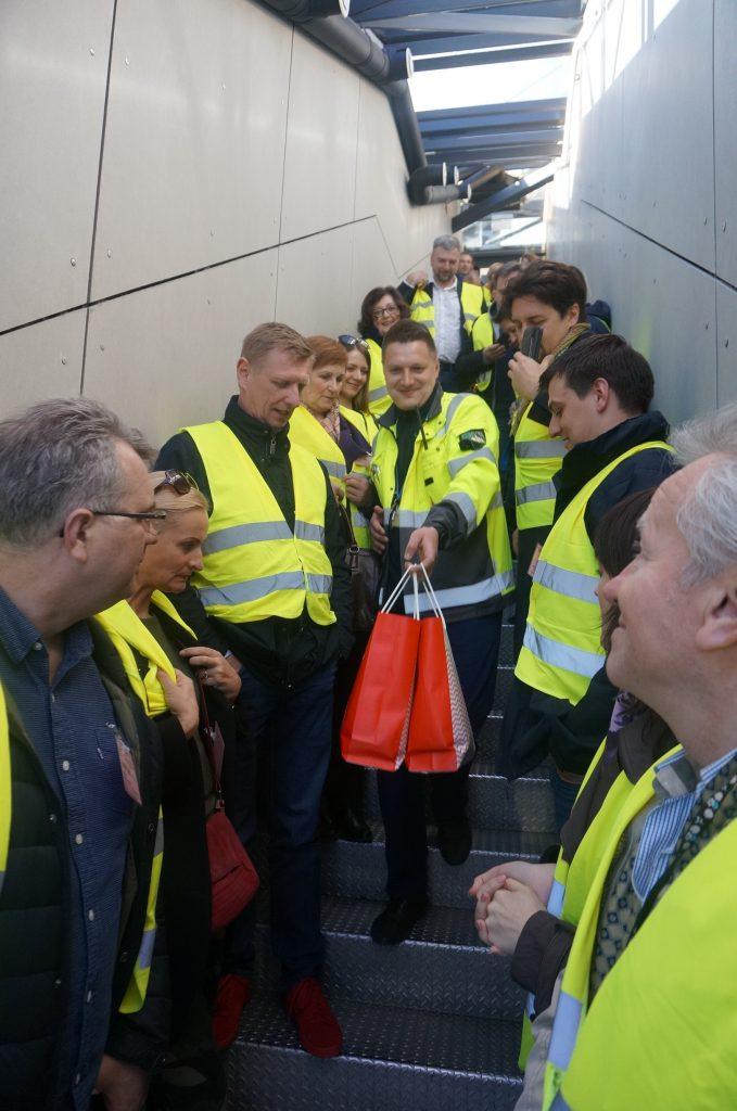 Kelionė į Kauno oro uostą