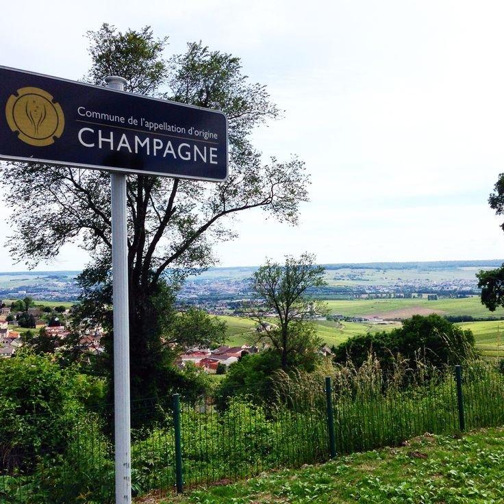 Kelionė į Šampanę