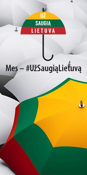 """Kviečiame įmones jungtis prie LR  Prezidentės Dalios Grybauskaitės inicijuotos nacionalinės socialinio saugumo kampanijos """"Už saugią Lietuvą"""""""