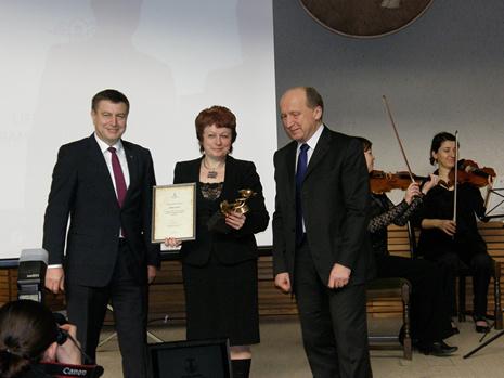 """""""Lietuvos eksporto prizas"""" keliauja į Jonavą"""