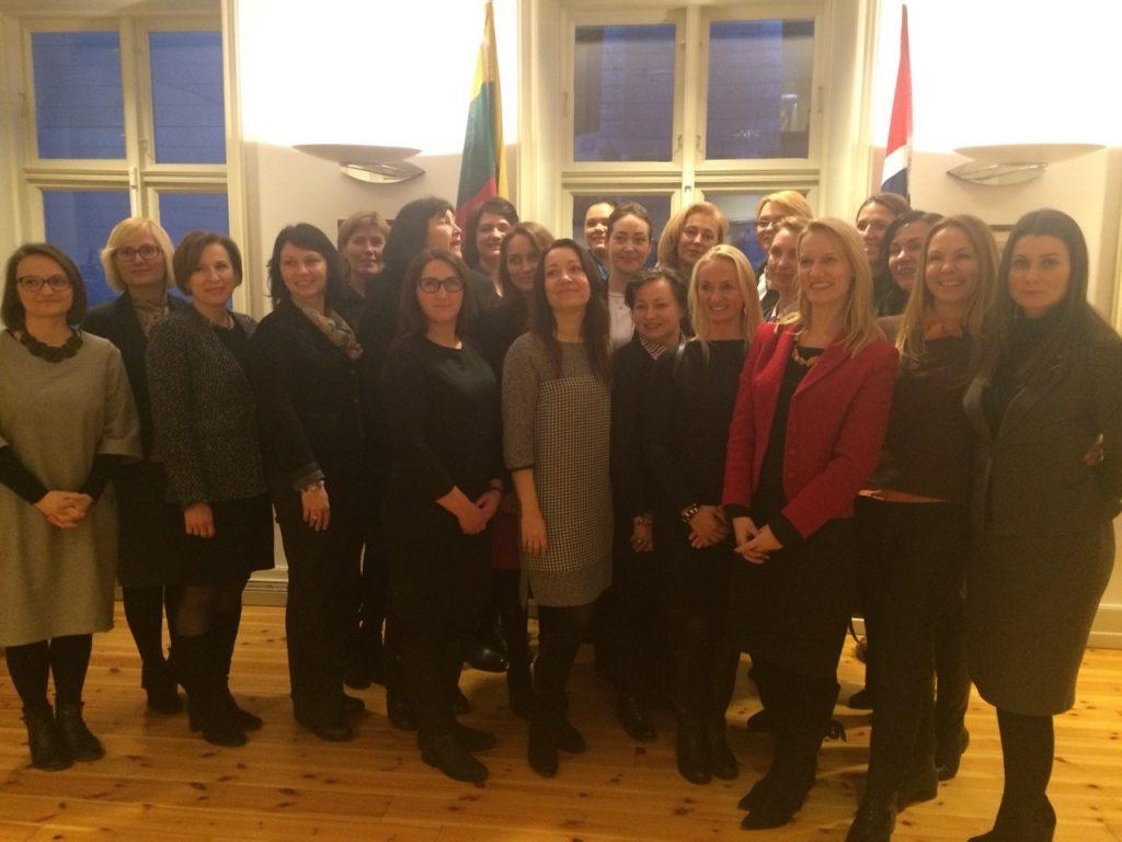 Lietuvos moterų verslininkių misija Norvegijoje