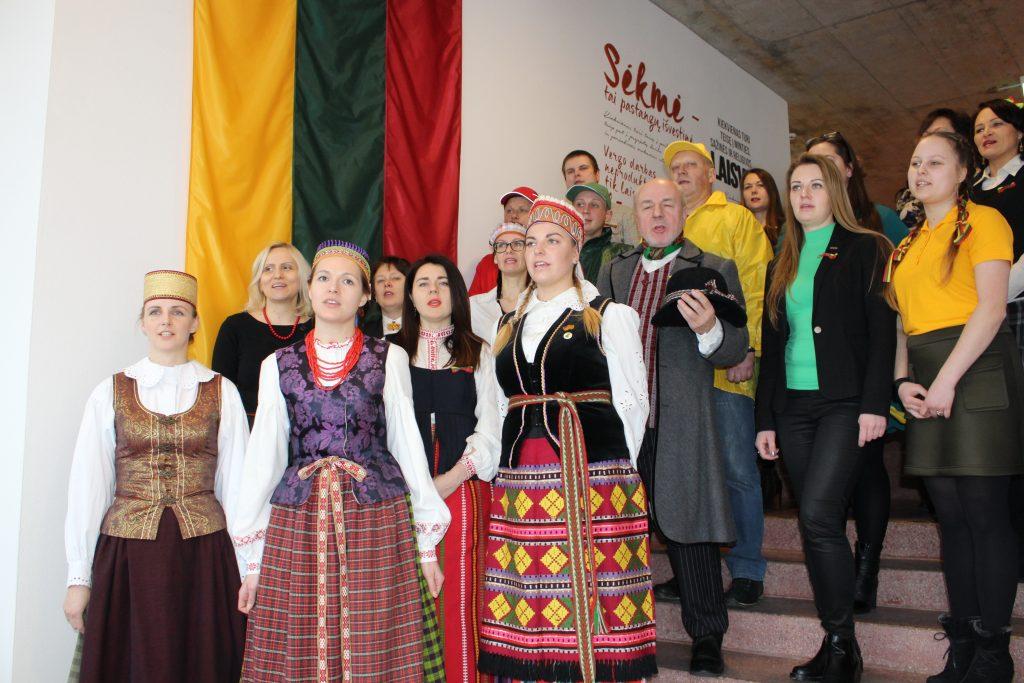 Lietuvos šimtmečio minėjimui – 100 minučių šventės kasdien