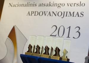 """""""Lifosa"""" pelnė tris socialiai atsakingo verslo apdovanojimus"""