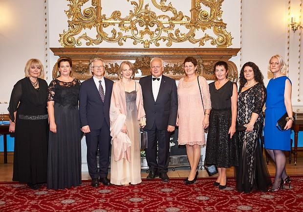 Londono Sičio lietuvių klubo jubiliejaus iškilmėse – rūmų atstovai