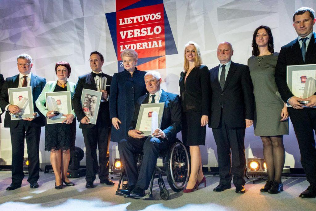 """Marius Horbačauskas """"Metų CEO 2016"""" rinkimuose pelnė daugiausiai vz.lt lankytojų simpatijų"""