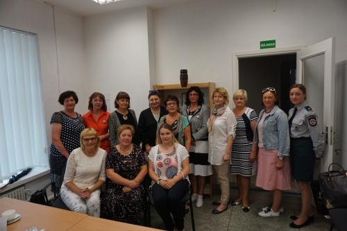 Moterų diskusijos Marijampolėje