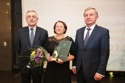 "Nacionalinio atsakingo verslo apdovanojimai -– UAB ""SDG"""