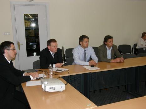Įmonių vadovai dalijosi kaštų valdymo patirtimi