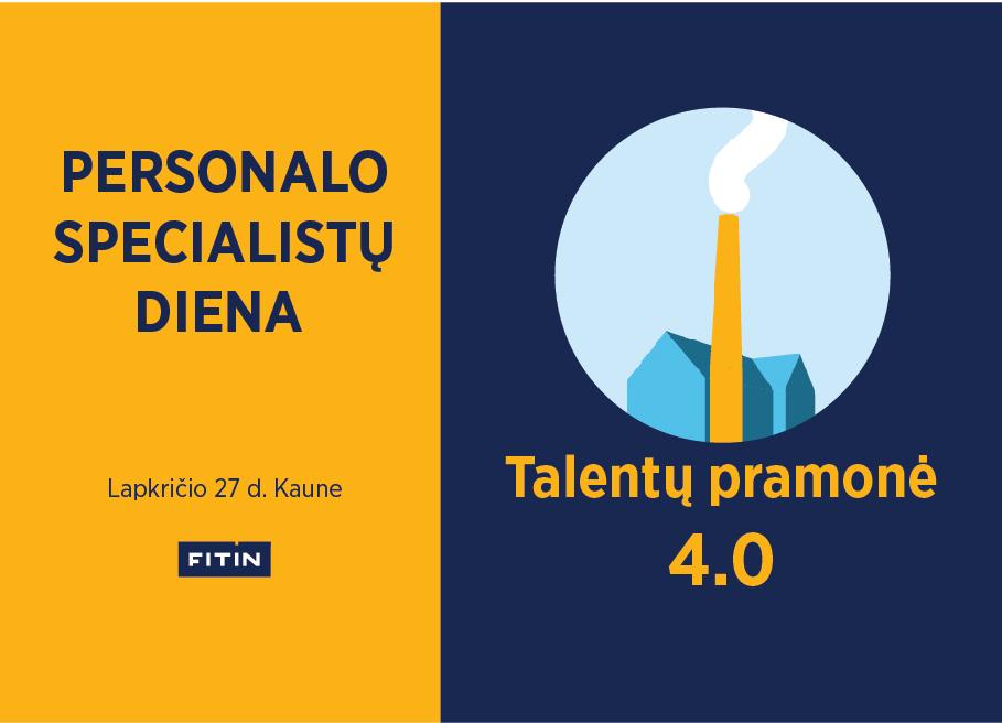 Talentų pramonė 4.0