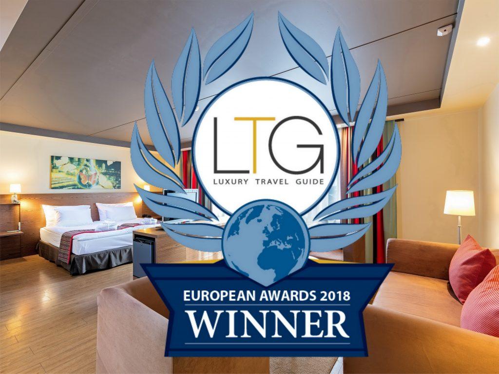 """""""Park Inn by Radisson Kaunas"""" laimėjo """"Luxury Business hotel of the Year 2018"""" apdovanojimą"""