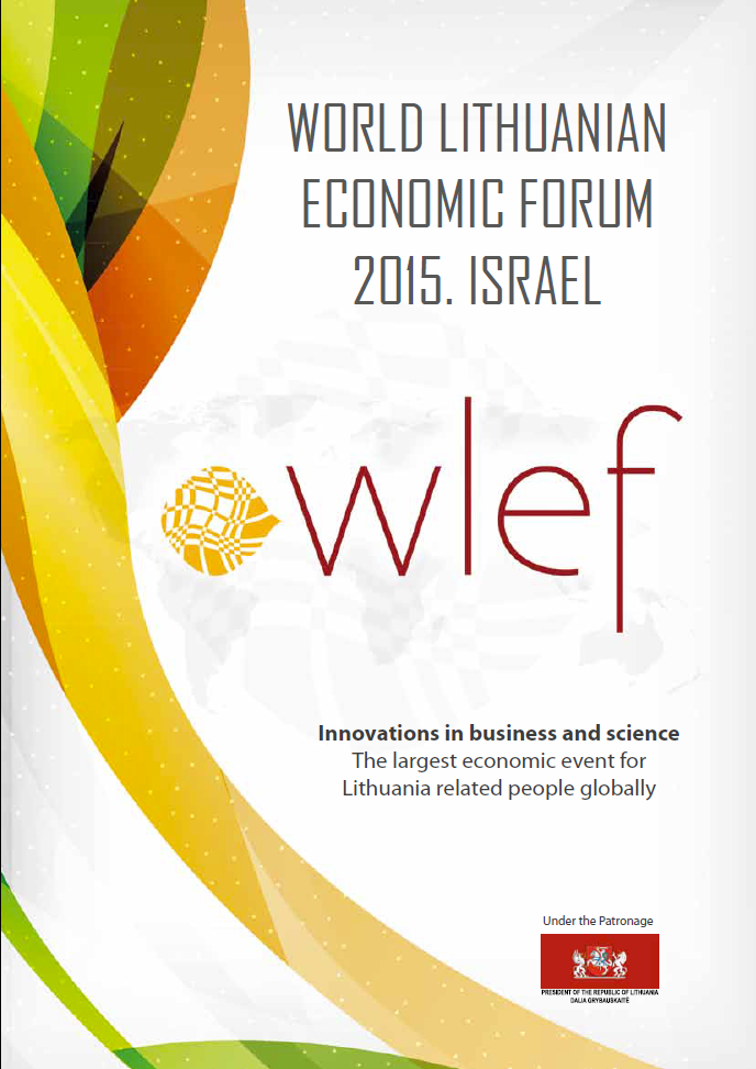 Pasaulio lietuvių ekonomikos forumas Izraelyje