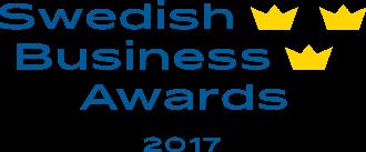 """Paskelbtas kvietimas kandidatuoti į """"Švedijos verslo apdovanojimus 2017"""""""