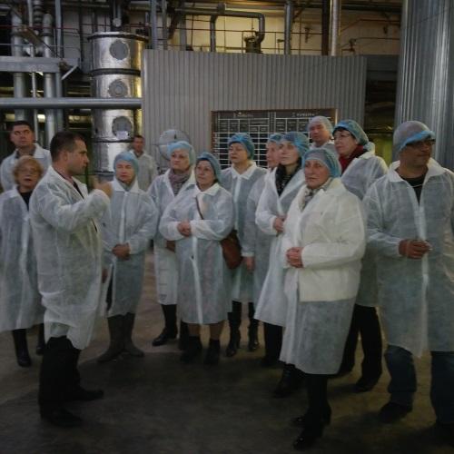 Pažintis su seniausiu Lietuvoje cukraus fabriku