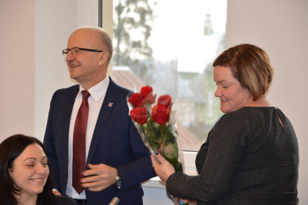 Prienų verslininkams vadovaus Lina Dužinskienė