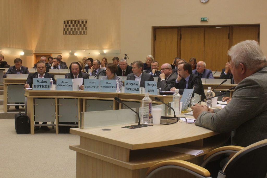 Rengiami miesto politikų ir verslo atstovų debatai