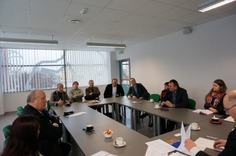 Rūmai stiprins bendradarbiavimą su Kauno rajono savivaldybe