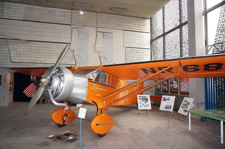 Rūmų klubas Lietuvos aviacijos muziejuje