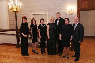 Rūmų nariai – tradicinio Kauno kalėdinio labdaros vakaro rėmėjai