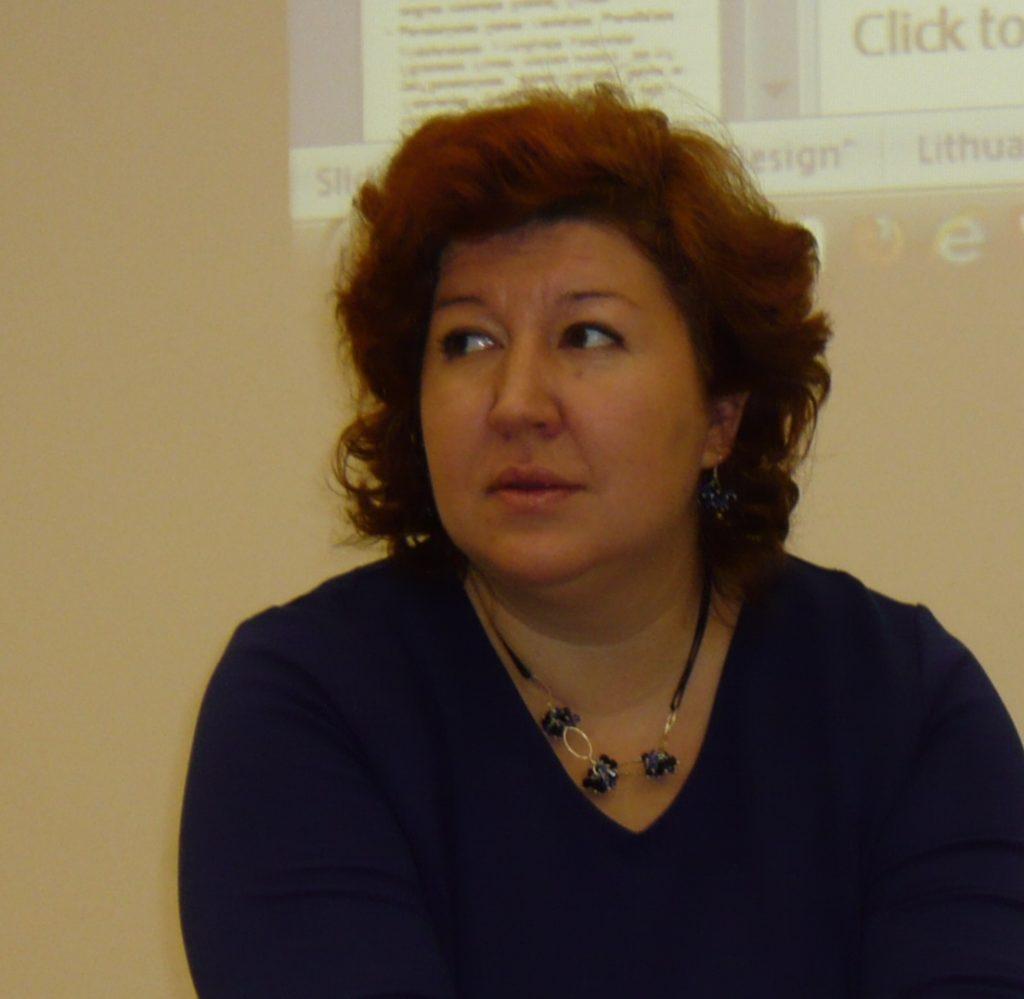 Rūmų vyr. specialistė Aušra Giedrienė – viena iš penkių ECVET nacionalinių ekspertų