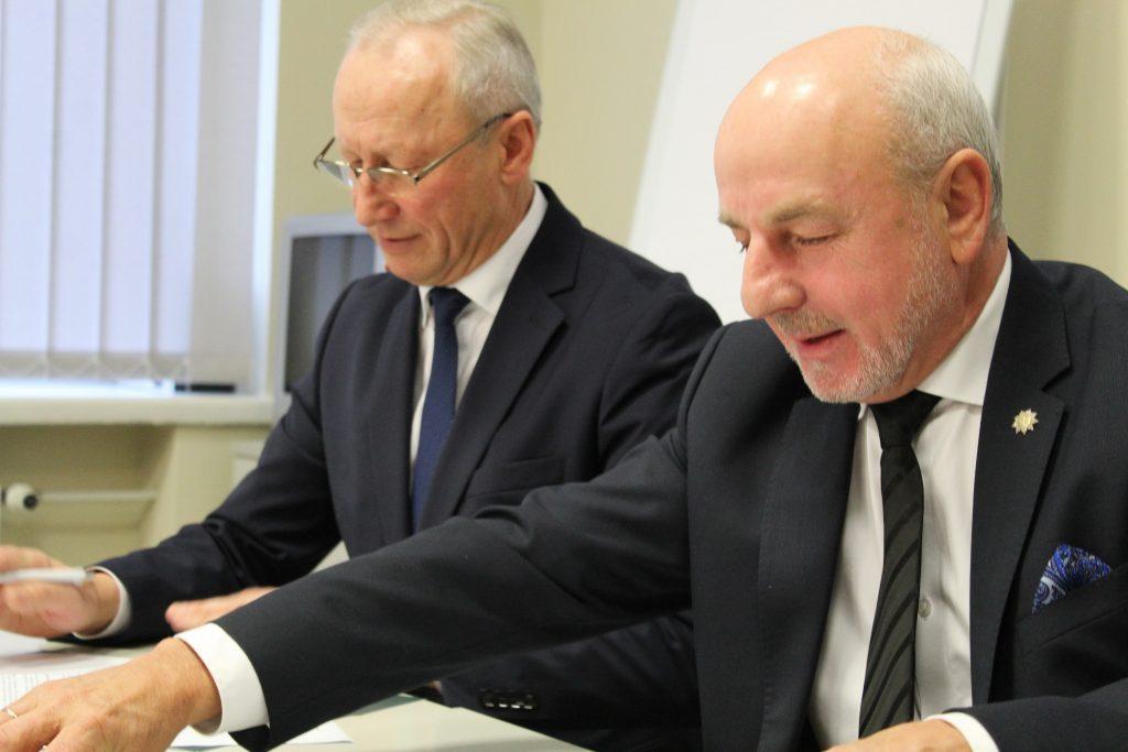 """""""SDG"""" ir ASU pasirašė bendradarbiavimo sutartį"""