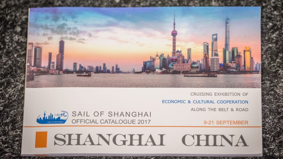 Šanchajus verslo parodai renkasi Kauną