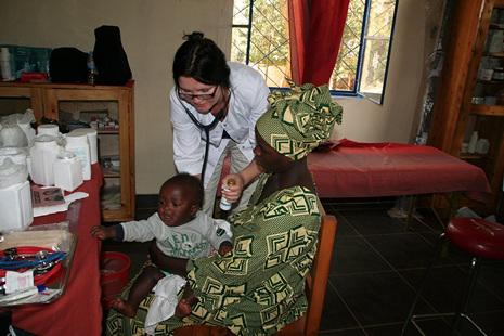 Savanorė Ruandoje - Asta Šileikienė