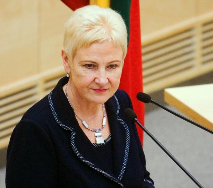 Seimo Pirmininkės vizitas į Lenkiją