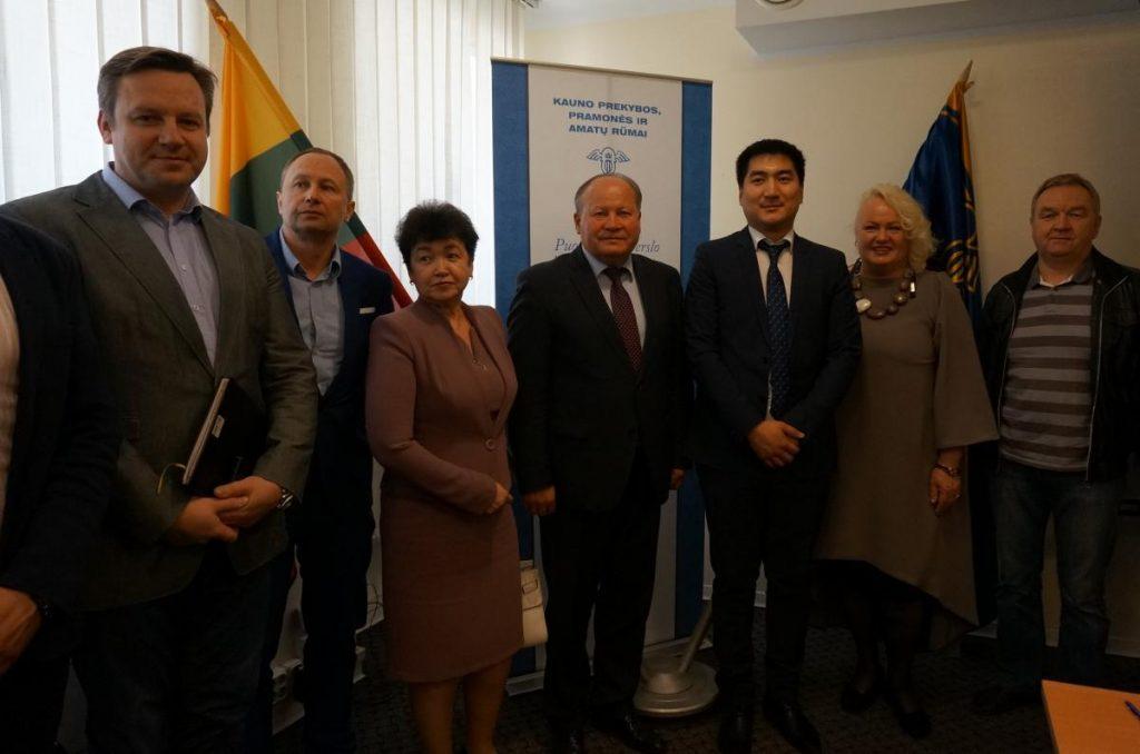 Šiaurės Kazachstanas kviečia investuoti