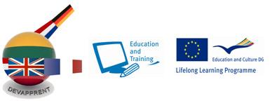 Startuoja pameistrystės profesinio mokymo projektas